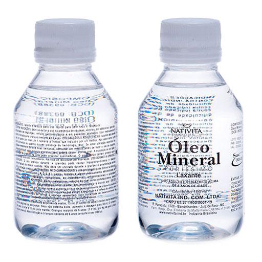 Oleo mineral - Nativita