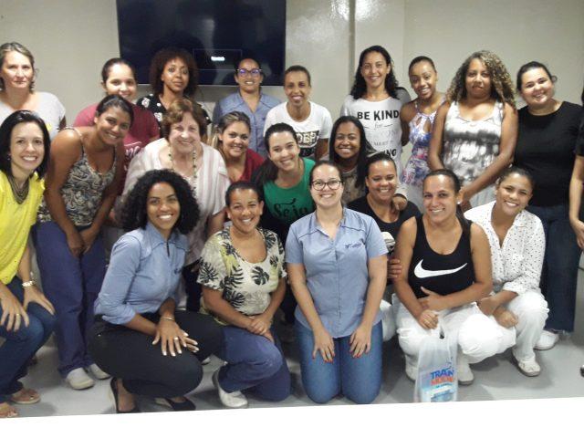 Dia Internacional da Mulher é comemorado na Nativita Farmacêutica